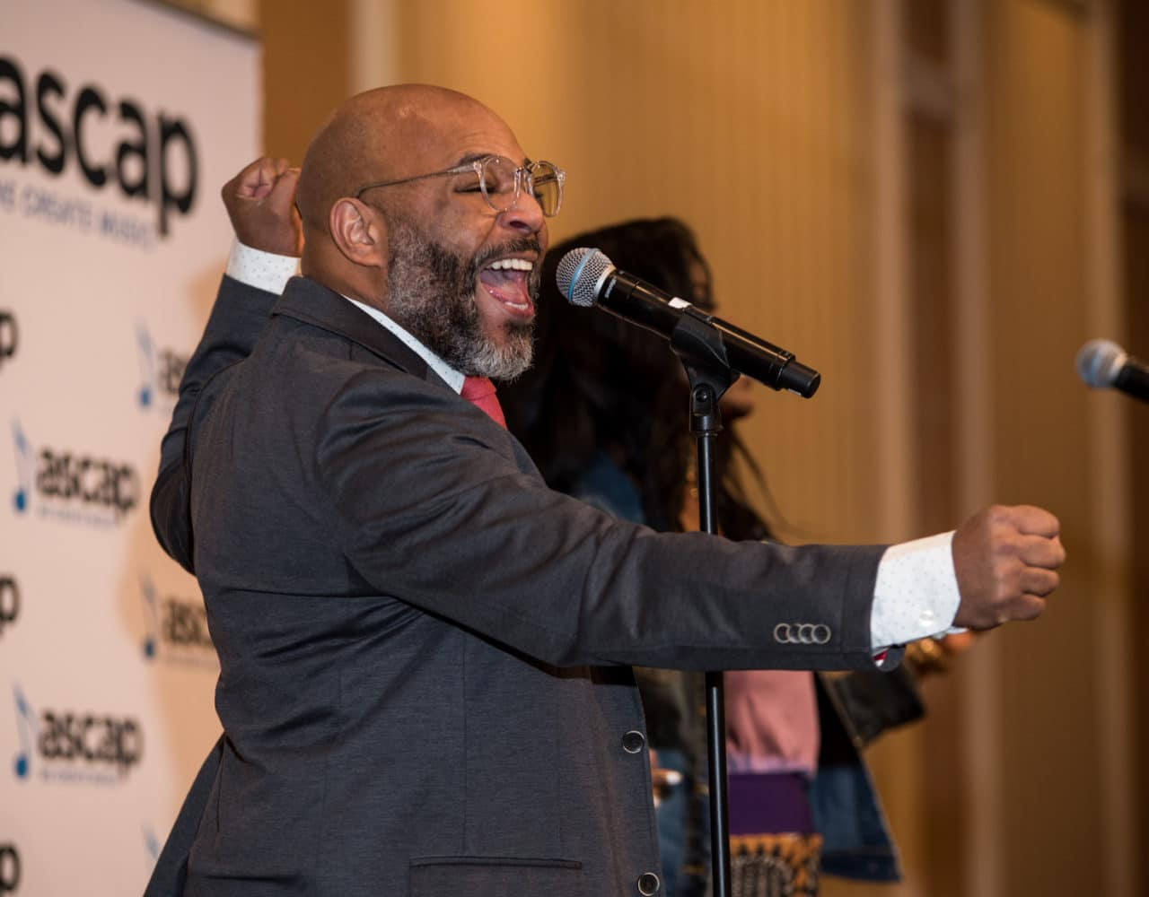 ASCAP'S Morning Glory Breakfast Celebrates Gospel Music Songwriters